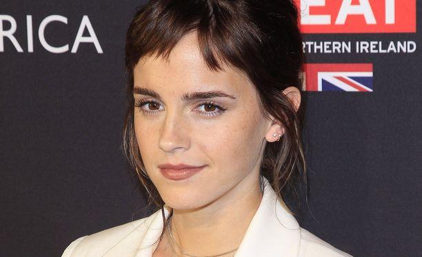 Emma Watson haluaa poistaa seksuaalisen häirinnän.