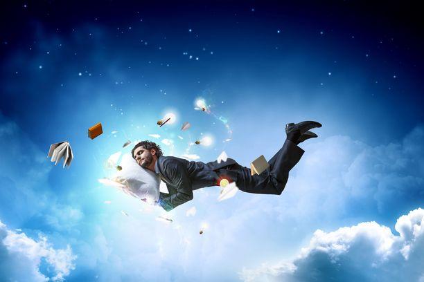 Aivot yhdistelevät unissamme informaatiota useista eri lähteistä.