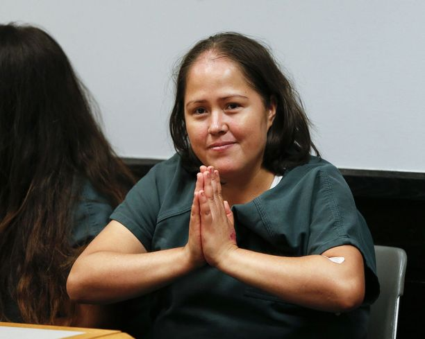 Isabel Martinezia syytetään neljän lapsensa ja aviomiehensä murhista.