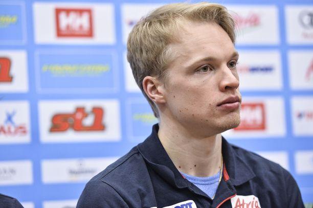 Hiihtäjänä tunnettu Niskanen oli järjestäjän mukaan harmissaan puolimaratonin tapahtumista. Kuva Lahden MM-kisoista 2017.