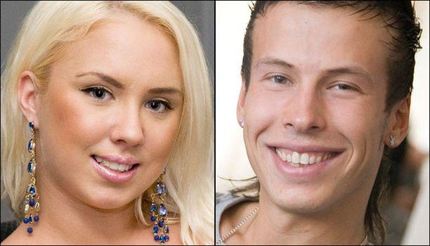Erinäisen soutamisen ja huopaamisen jälkeen Big Brother -pariskunnan suhde on vakavalla pohjalla.