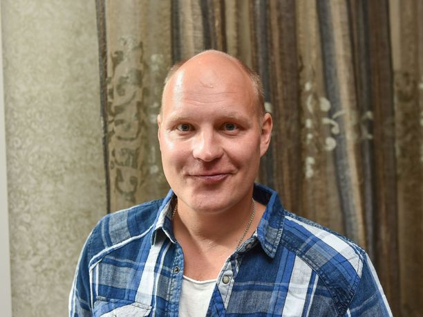 Kalle Palander on ollut kirjoilla Suomessa vuodesta 2011 lähtien.