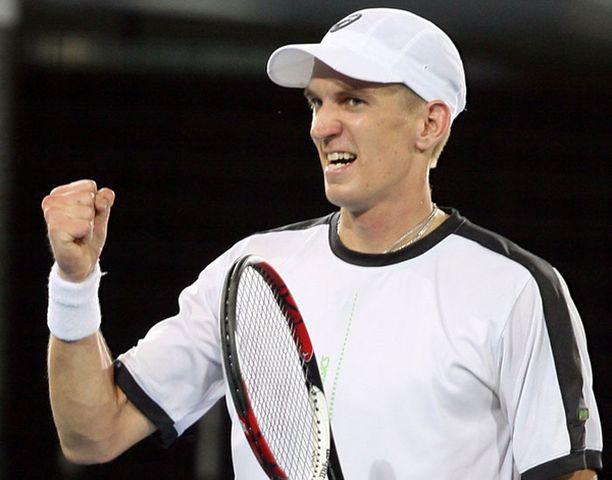 Jarkko Niemisen tennisvuosi on alkanut mallikkaasti.