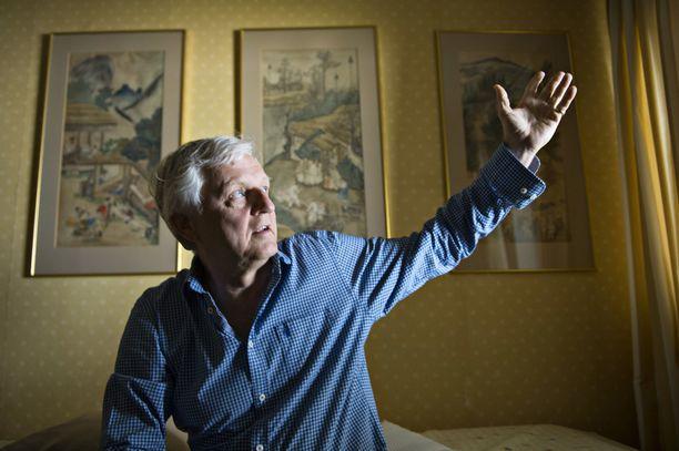 Liikemies Peter Fryckman menetti huomattavan määrän rahaa 1980 -luvun nurkanvaltausten jäkiselvittelyissä.