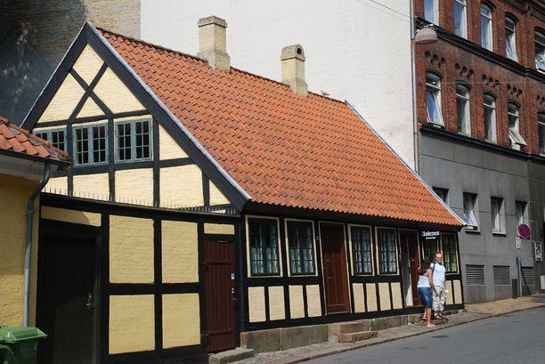 H.C. Andersenin kotitalo.