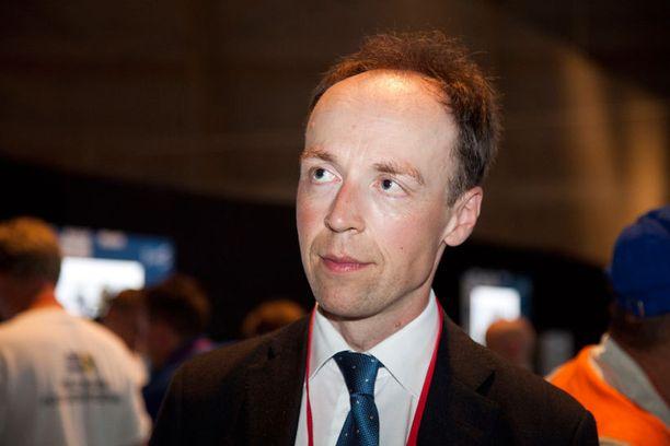 Kansanedustaja Jussi Halla-aho ei pääse mukaan moskeijavierailulle.