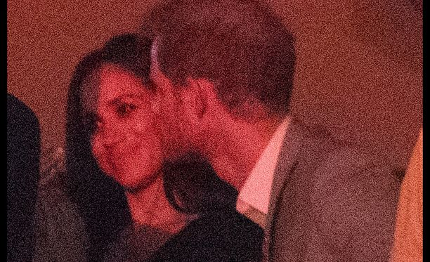 Prinssi Harry antoi taannoin Meghanilleen poskipusun.
