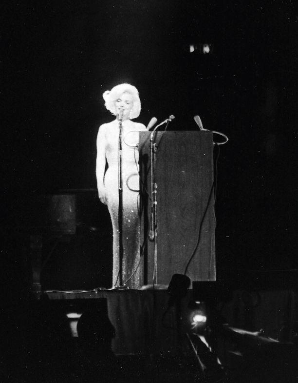 Marilyn Monroe suihin
