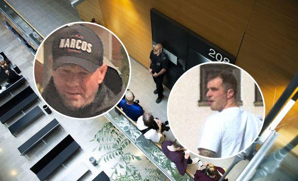 Janne Tranbergia ja Niko Ranta-ahoa on tarkoitus kuulla oikeudessa taas torstaina.