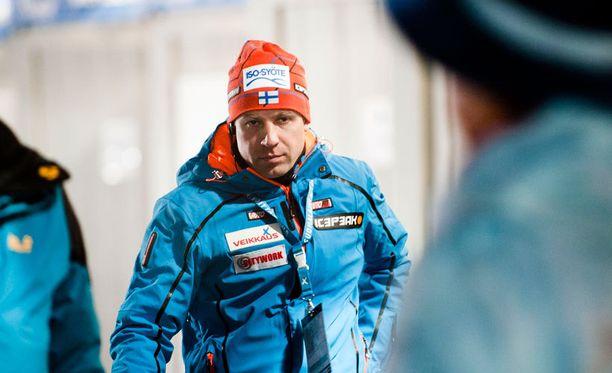 Jani Klingan mukaan treenitauko tulee Suomen kärkihyppääjille todella tarpeeseen.