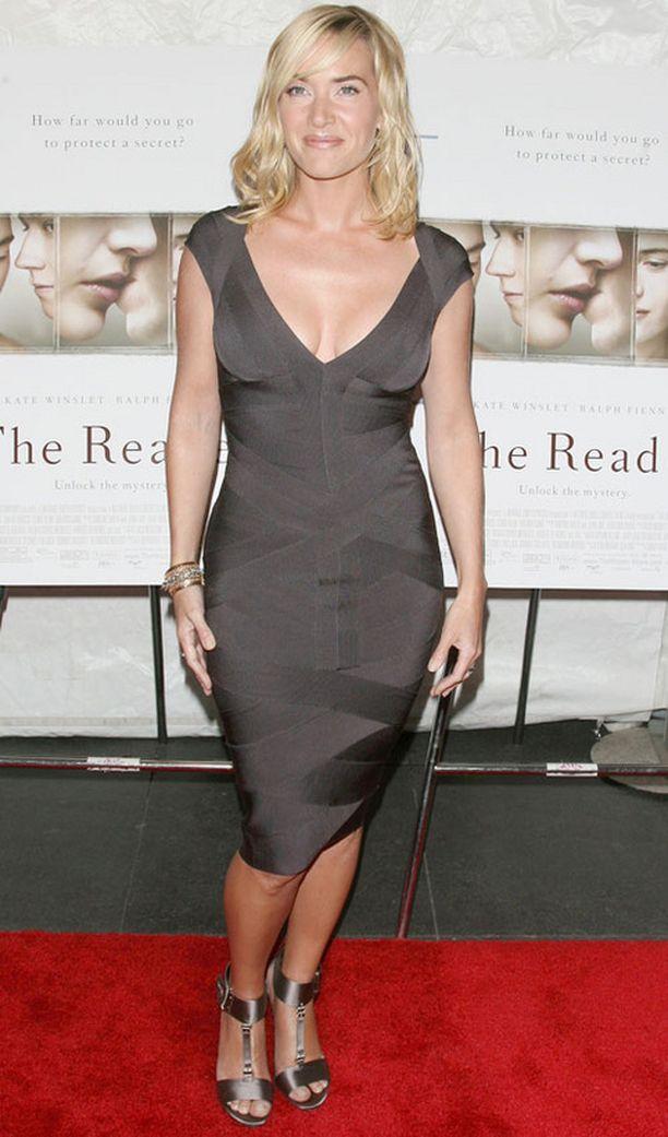 ...ja Kate Winslet ovat mieltyneet Herve Legerin mekkoihin.