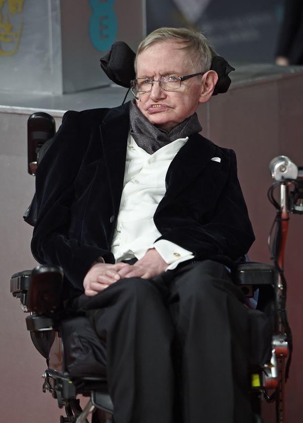 Stephen Hawking on itsekin pohtinut itsemurhaa vakavasti 1980-luvulla.