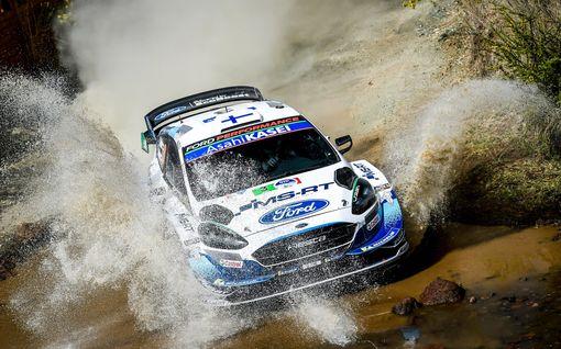 Dramaattinen päivä Meksikon MM-rallissa – nappaako Teemu Suninen avausvoittonsa WRC:ssä?