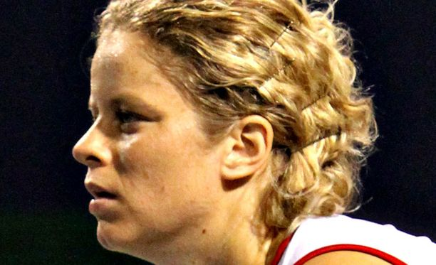 Kim Clijsters jää pois US Openista.