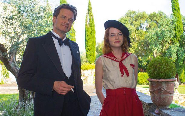 Colin Firth ja Emma Stone näyttelevät Woody Allenin vuoden 2014 romanttisessa komediassa.