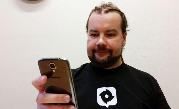 Jari Jaanto on IRC-Gallerian alkuperäisiä perustajia, jonka käsissä sivuston kohtalo jälleen on.