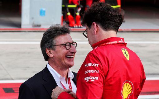 Italialaislehti: Ferrarin voimahahmot valmiina radikaaleihin toimenpiteisiin - uusi tallipäällikkö jo haarukoitu