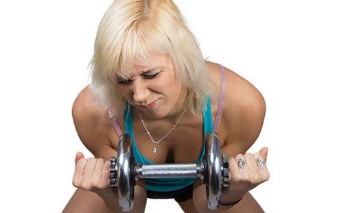 Jos pohjakunto on huono, lyhytKIN kova harjoitus voi yksinkertaisesti olla liian raskas.