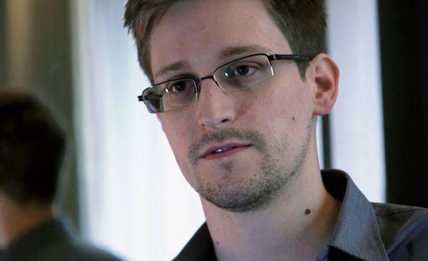 Edward Snowden on matkalla Moskovaan.