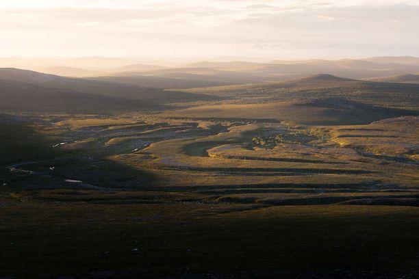 Pohjoisen erämaista löytyy kiinnostavia kuvauskohteita.