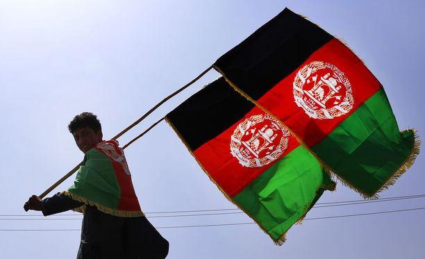Afganistanissa juhlittiin sunnuntaina 99. itsenäisyyspäivää ja vapautumista Britannian vallan alta.