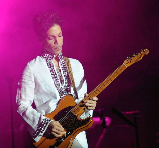 Princen tunnetuimpiin hitteihin kuuluvat Purple Rain, Kiss ja Raspberry Beret.