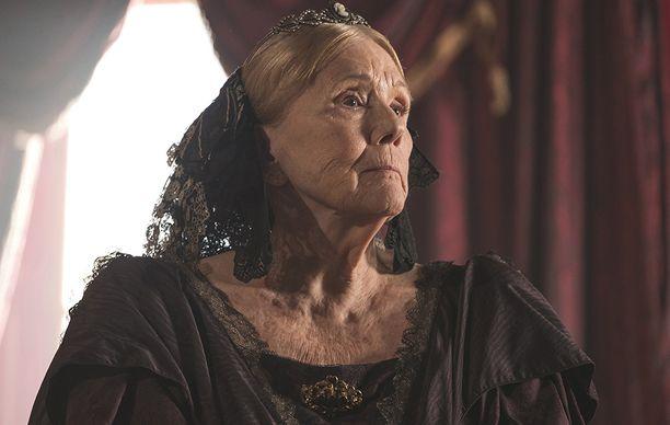 Diana Rigg Game of Thronesissa.