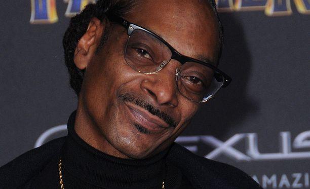 Snoop Dogg on neljän lapsen isä.
