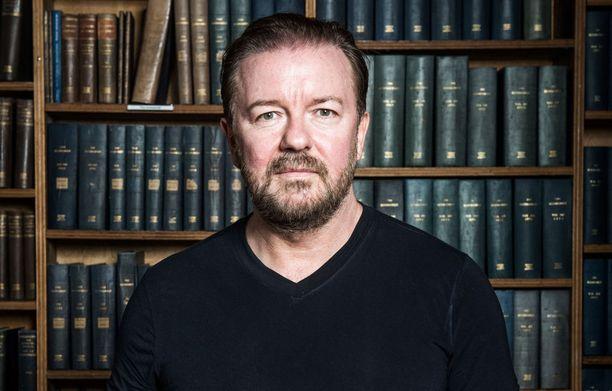 Ricky Gervais on nordic noir -lajityypin ystävä.