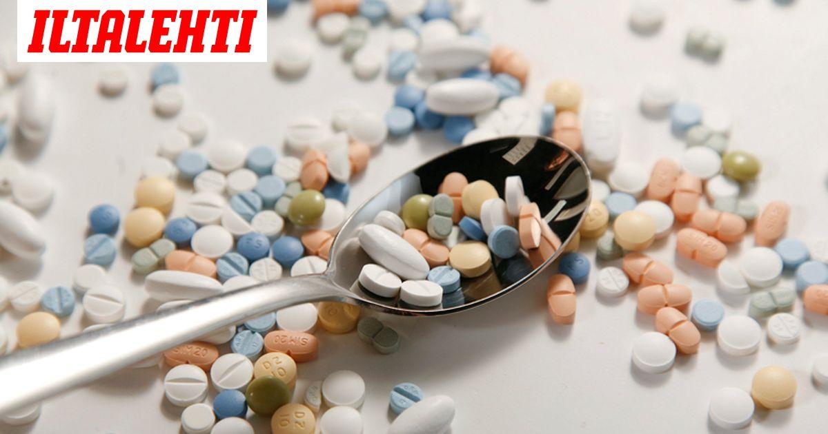Lääkeyhtiöt Suomessa