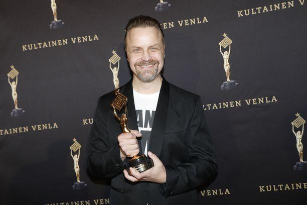 Jani Volanen sanoo idean sarjasta syntyneen jo Studio Julmahuvin aikoihin.