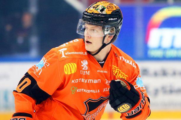 Martin Berger sai pelikieltoa.