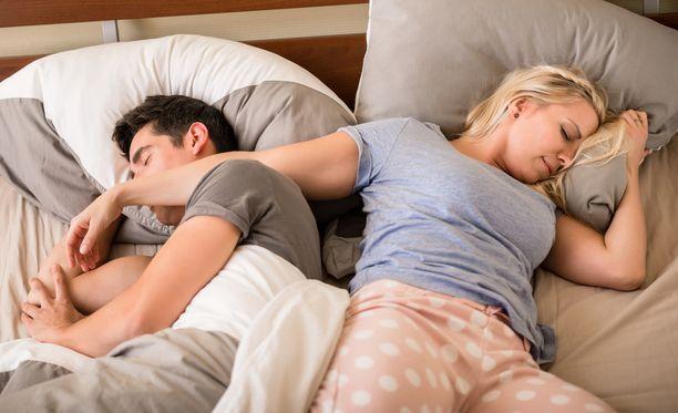 Nukkumiseen vaikuttavat hyvin monet tekijät.