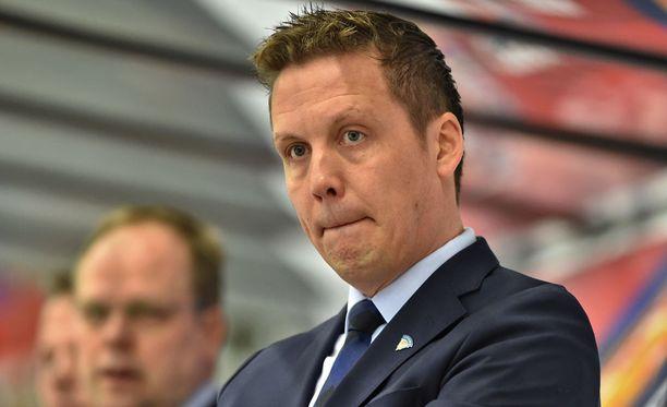 Lauri Marjamäki sai torstaina huojentavan voiton USA:sta.