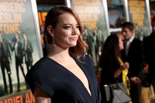 Emma Stone tähditti tänä vuonna Zombieland: Double Tap -elokuvaa.