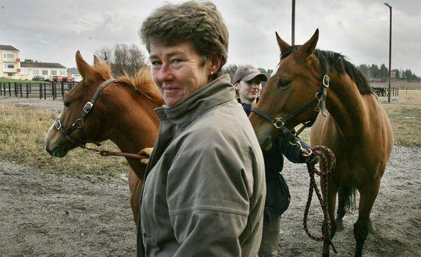 Kyrklund asuu nykyään Englannissa. Kuva vuodelta 2005.