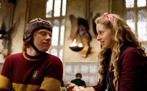 Harry Potter -tähti odottaa kolmatta lastaan