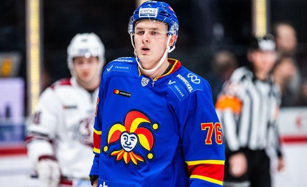 Kristian Vesalainen uskoo Suomen voittavan alle 20-vuotiaiden MM-kultaa.
