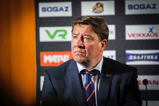 Jari Kurri on ollut Jokerien general manager vuodesta 2013. Nyt hän on seuran pääomistaja.