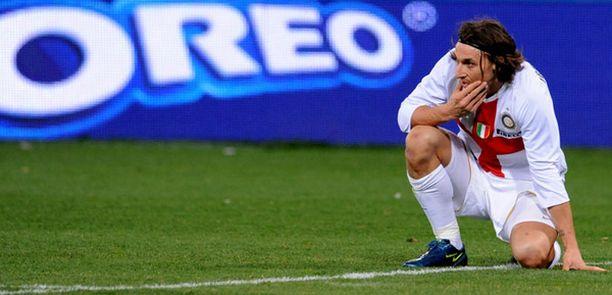 Zlatan Ibrahimovic palaa Interin kokoonpanoon.