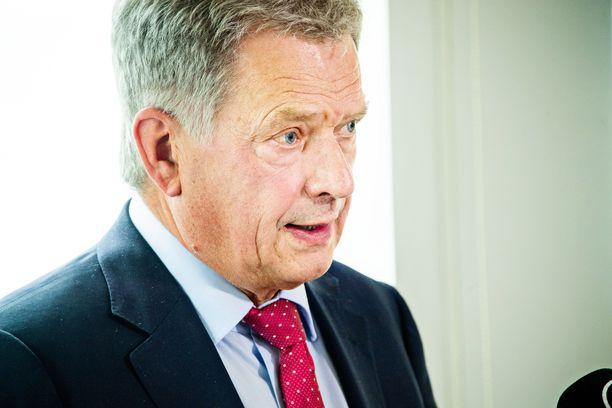 Tasavallan presidentti vaatii yhteiskunnalta toimia, jotta Oulun seksuaalirikosvyyhti ei toistuisi.