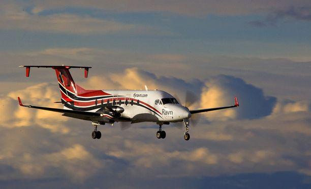 Ravn Alaska operoi lähinnä Alaskan sisäisiä lentoja.