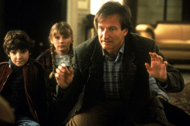 Jumanjista tuli valtava hitti vuonna 1995. Elokuva kuuluu yhä kaikkien aikojen rakastetuimpiin seikkailuelokuviin.