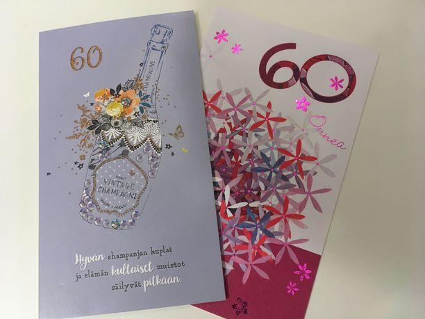 Kuorissa lähetetyt onnittelukortit eivät tulleet perille vantaalaisille naapuruksille. Toisen kortin välissä oli 200 euroa lahjarahaa. Kuvituskuva.