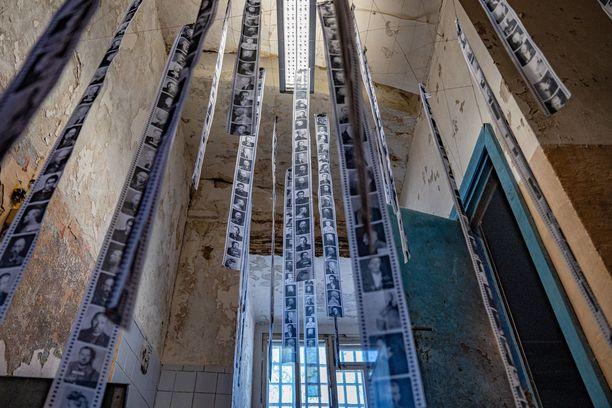Kommunismin rikoksia esittelevä näyttely avattiin toukokuun puolessavälissä. Se on auki syyskuun loppuun.