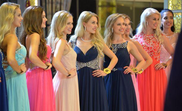 Miss Suomi -finalistit ovat parhaillaan kiertueella Turkissa.