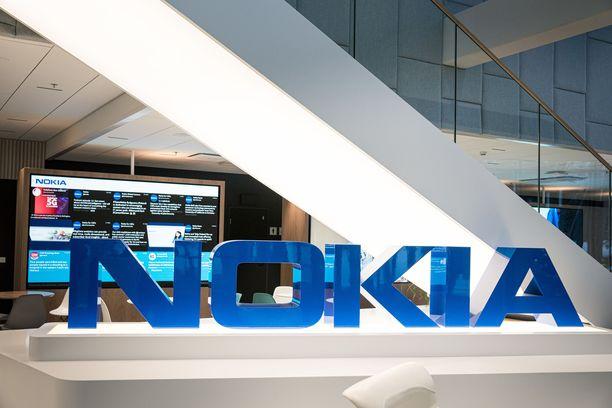 Nokian osakekurssi on nousukiidossa.