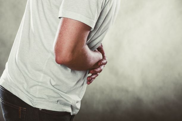 Helikobakteeri-infektio on useimmiten oireeton, mutta siihen voi liittyä myös lievempiä vatsaoireita.