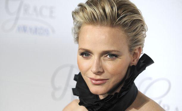 Ruhtinatar Charlene on entinen kilpauimari, joka meni naimisiin Albert II:n kanssa vuonna 2011.