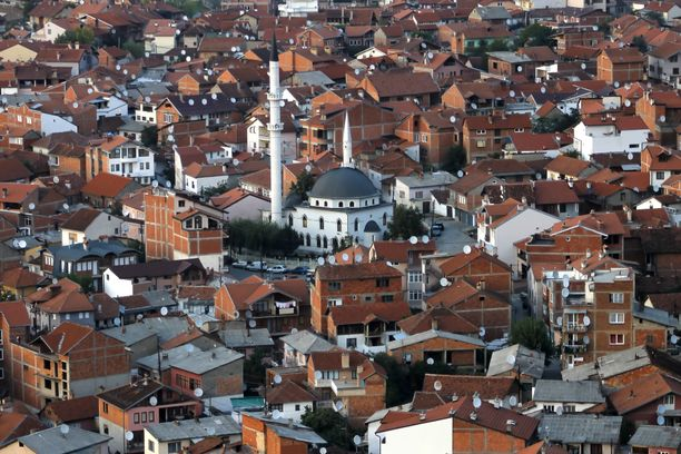 Prizren on 85 000  ihmisen kaupunki.
